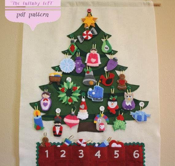 Wall-Christmas-Tree-Alternative-Christmas-Tree-Ideas_43