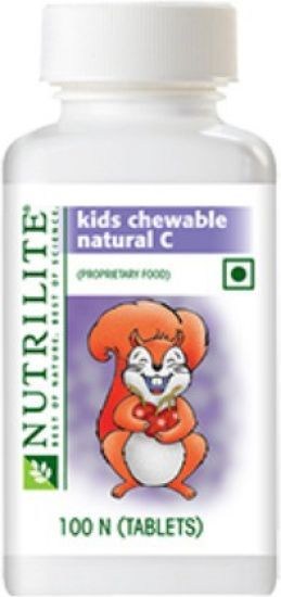 Amway Nutrilite Kids Chewable Natural C Nutrilite Amway Kids