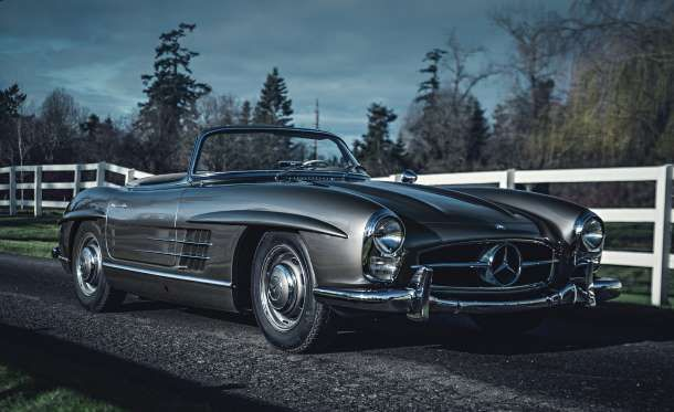 So Much Money Top 25 Sales Of The Arizona Auctions Mercedes Benz 300 Benz Mercedes 300