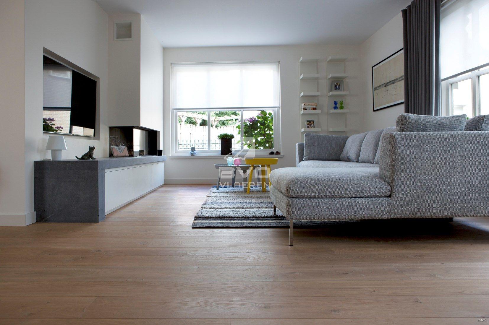 Frans eikenhouten vloer | planken | onbehandelde uitstraling ...