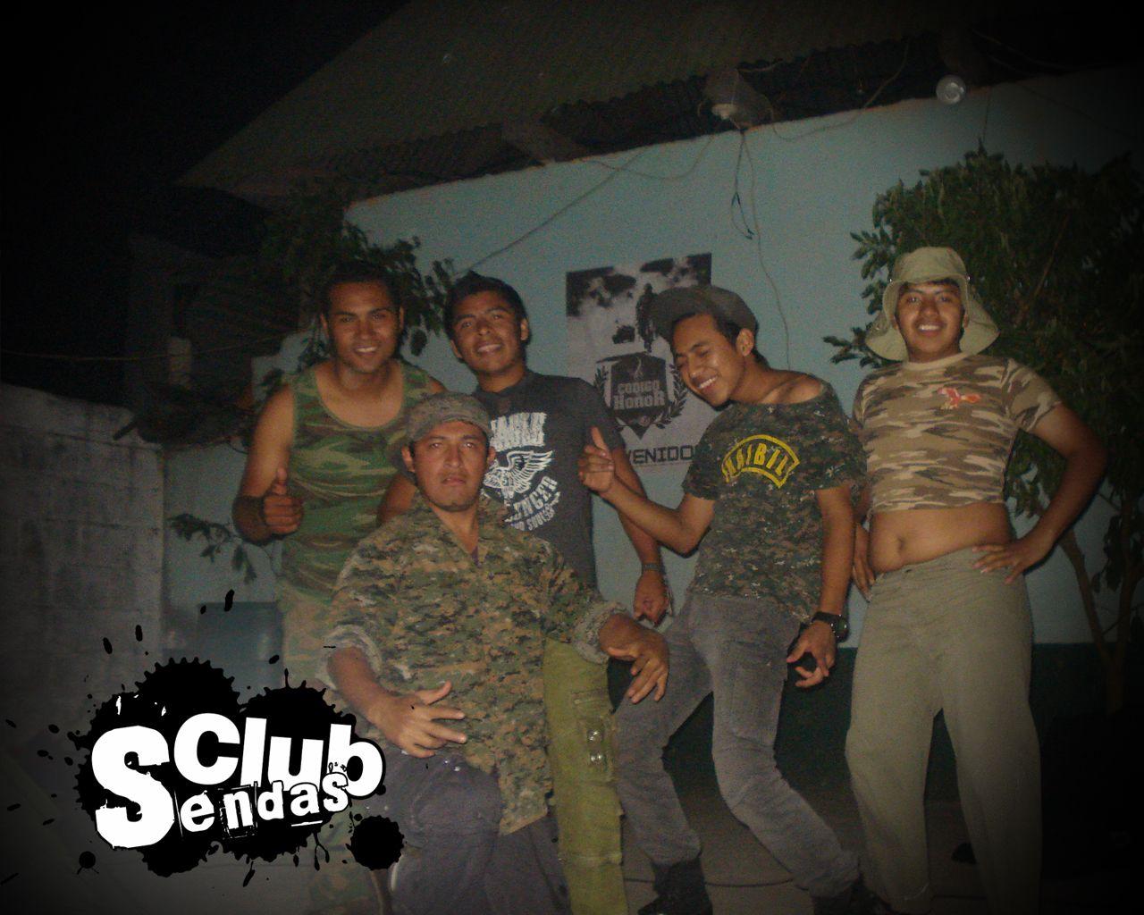 Tropa Chiripa... Sendas Club