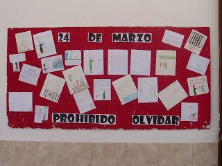 Escuela4de14: Día de la Memoria, la verdad y la justicia