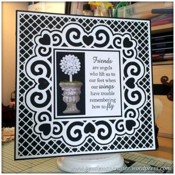 Bonito Picture Frame Cutting Motivo - Ideas de Arte Enmarcado ...