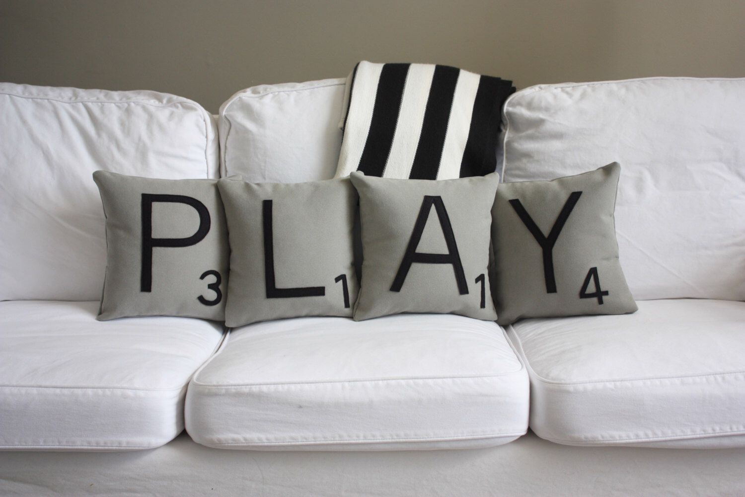 play scrabble pillows inserts included scrabble tile pillows giant scrabble tiles