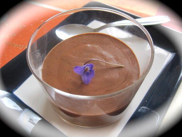 mousse au chocolat magique au thermomix ou cook expert. Black Bedroom Furniture Sets. Home Design Ideas