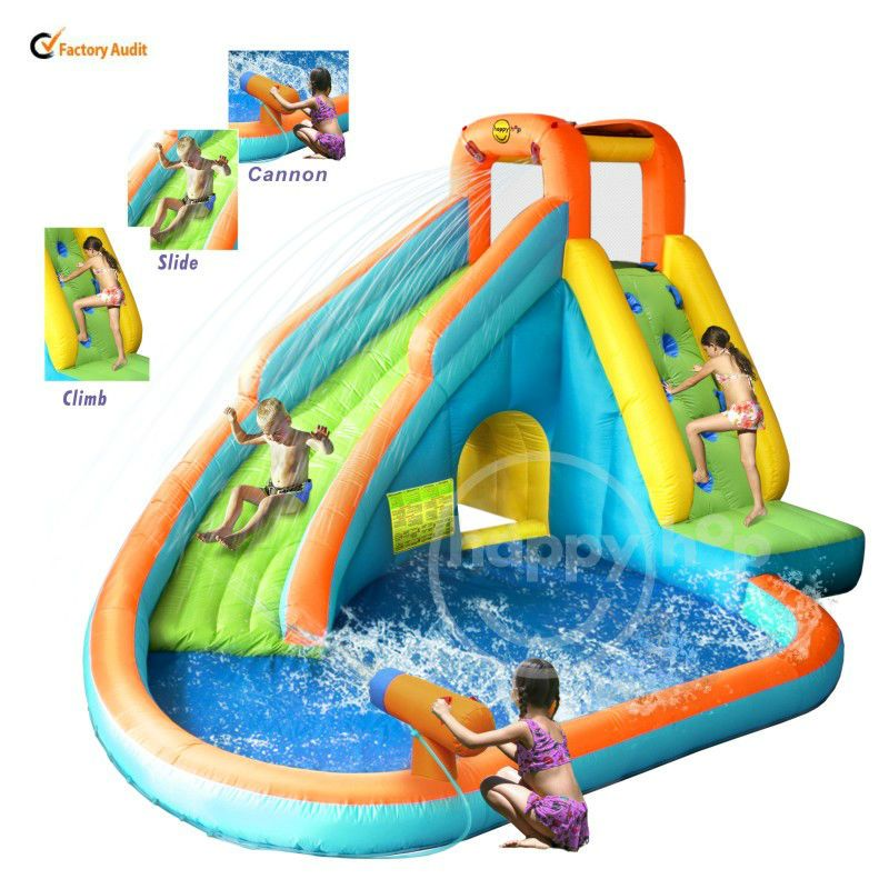 2013 New Design Inflatable Water Slide and Pool with