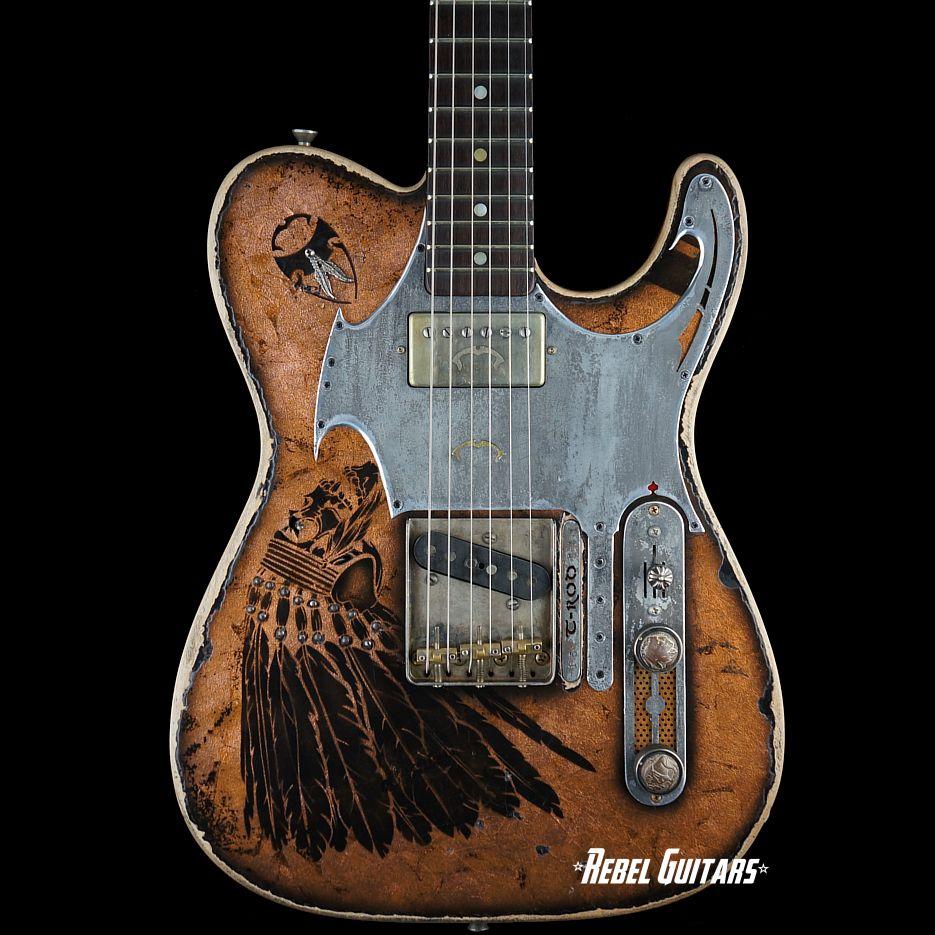 "(via Scala Guitars T-rod ""Indian"" In"