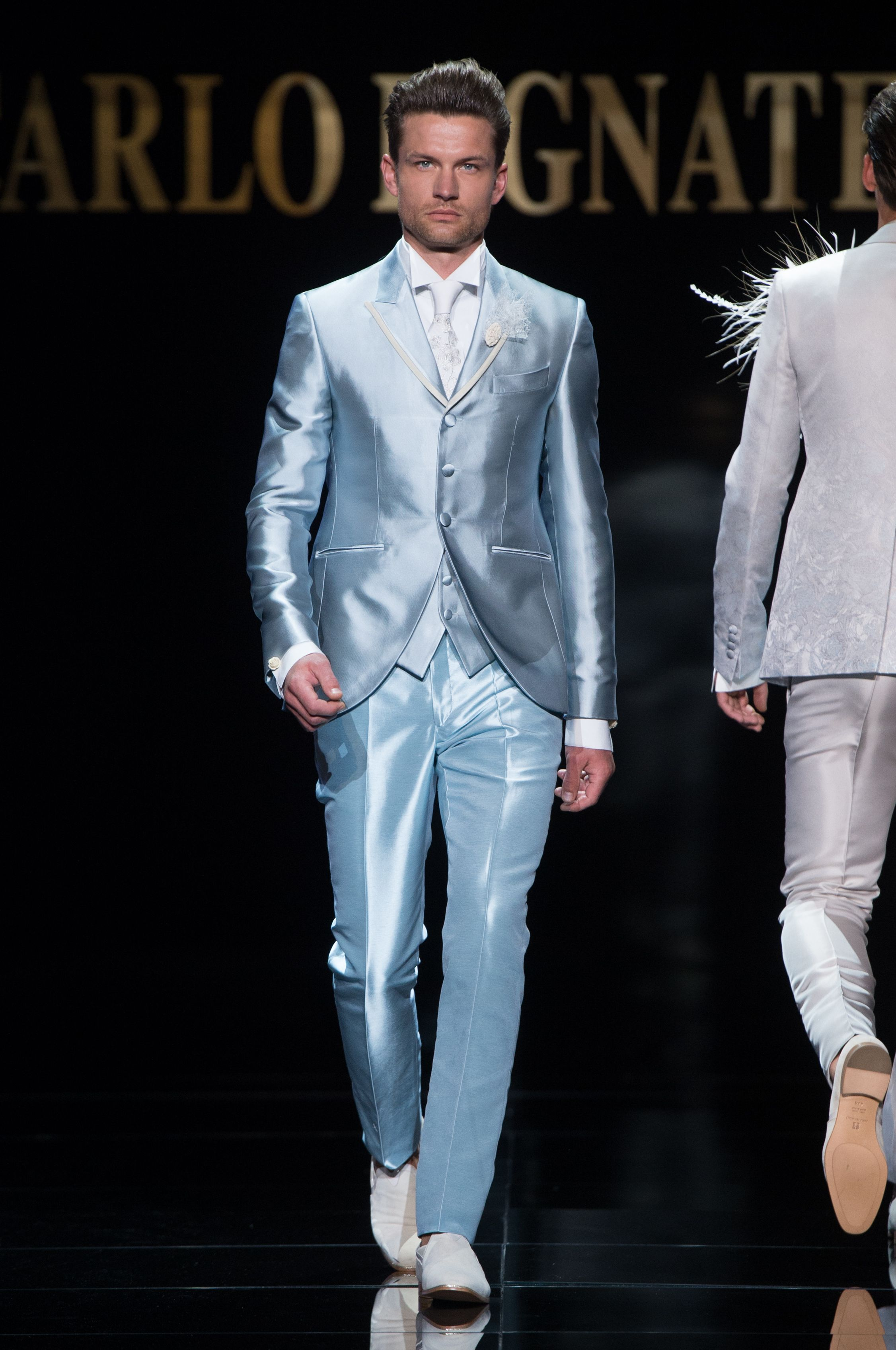 Carlo Pignatelli Fashion Show Wedding Fashionshow Groom | My ...