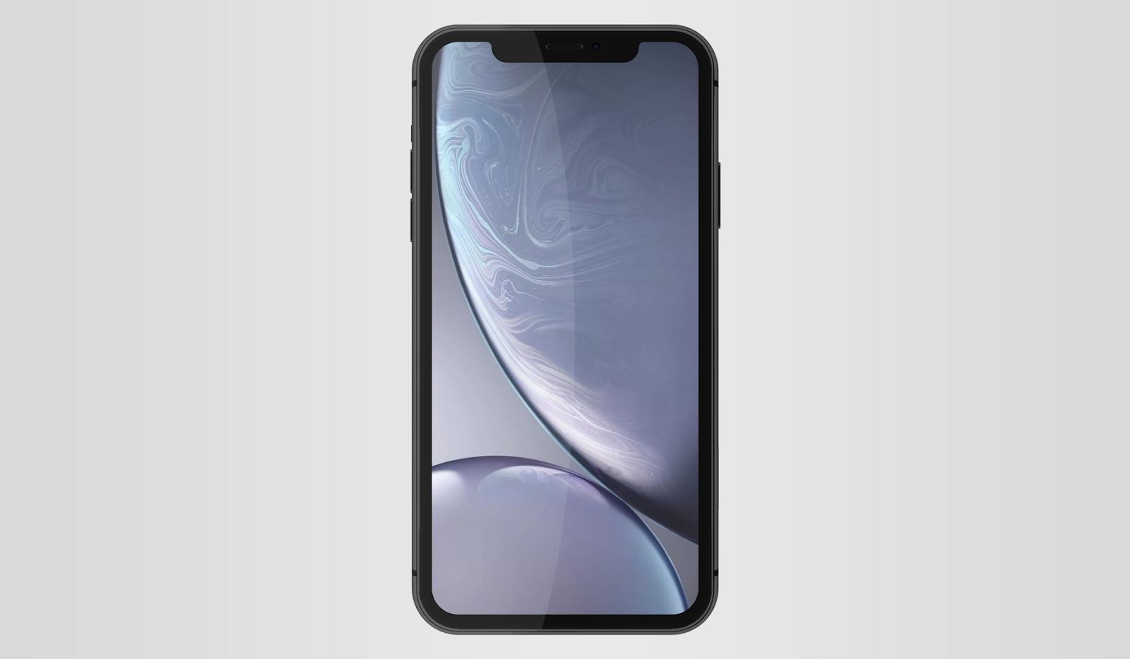 Apple Iphone Xr 3d Model A 3d Model Closer To Reality Apple Iphone Iphone Apple