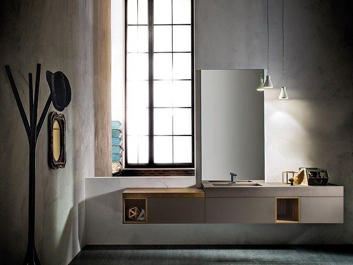 Play new un solo modello quattro stili la collezione bagno