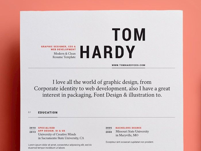 modern designer resume 2018 hola klonec co