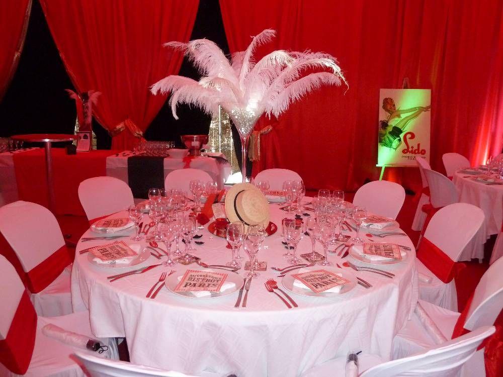 Paris Theme Decorations | thème de soirée, décoration theme soirée ...