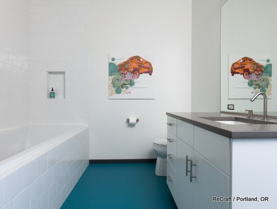 Small Bathroom Marmoleum Flooring Google Search