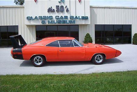 1969 Dodge Charger Daytona For Sale Neosho Missouri  Mopar DONE