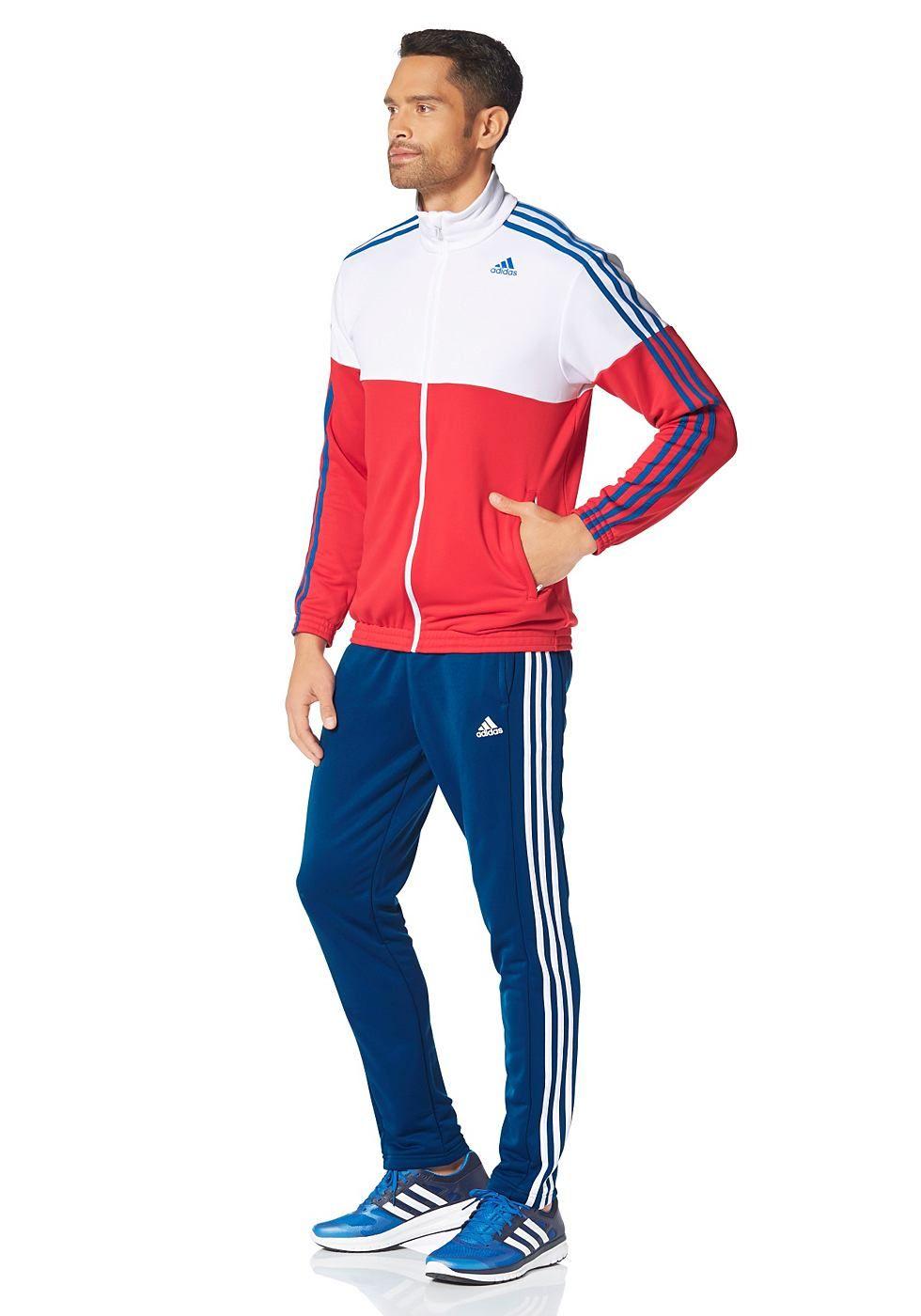 Produkttyp Trainingsanzug Pflegehinweise Maschinenwasche Materialzusammensetzung Obermaterial 100 P Sport Outfits Mens Outfits Mens Clothing Styles