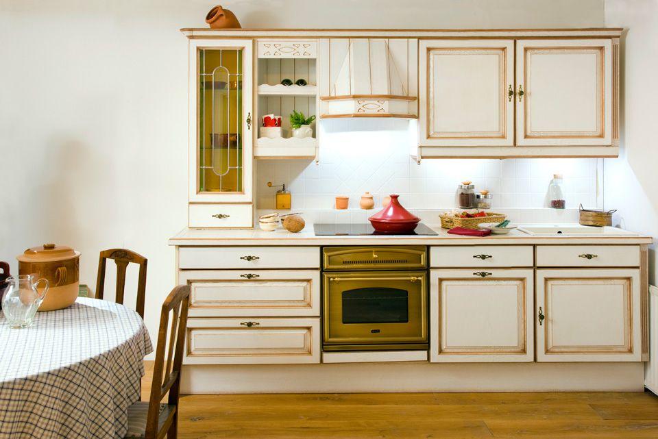 Capris keittiöitten rustiikkia, ranskalainen Sagne keittiö