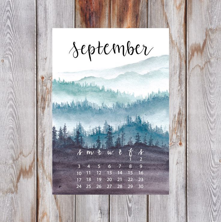 september cover page forest theme #bulletjournal #bujo #bulletjournaling #planner #journaling #art #septemberbulletjournalcover