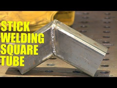 How To Stick Weld Iron Wolf Industrial Youtube Welding Welding Projects Welding Tips