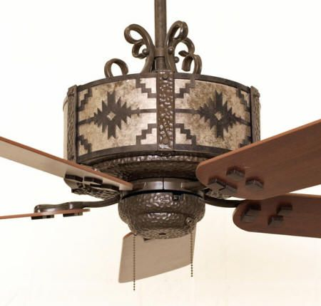 Cf238 craftsman ceiling fan the southwest store western home cf238 craftsman ceiling fan the southwest store aloadofball Images