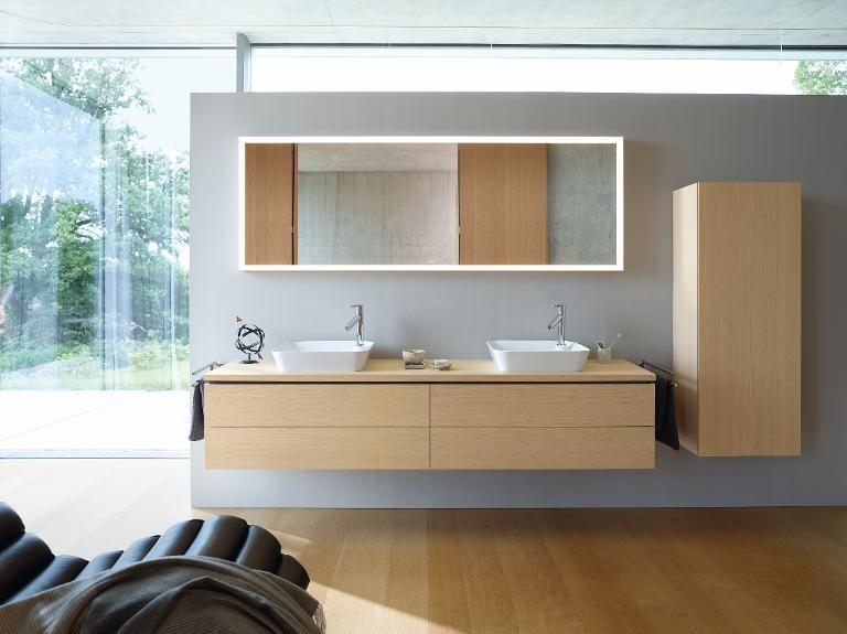 Duravit Badezimmer ~ Badmöbel von duravit hochwertig und elegant duravit badezimmer