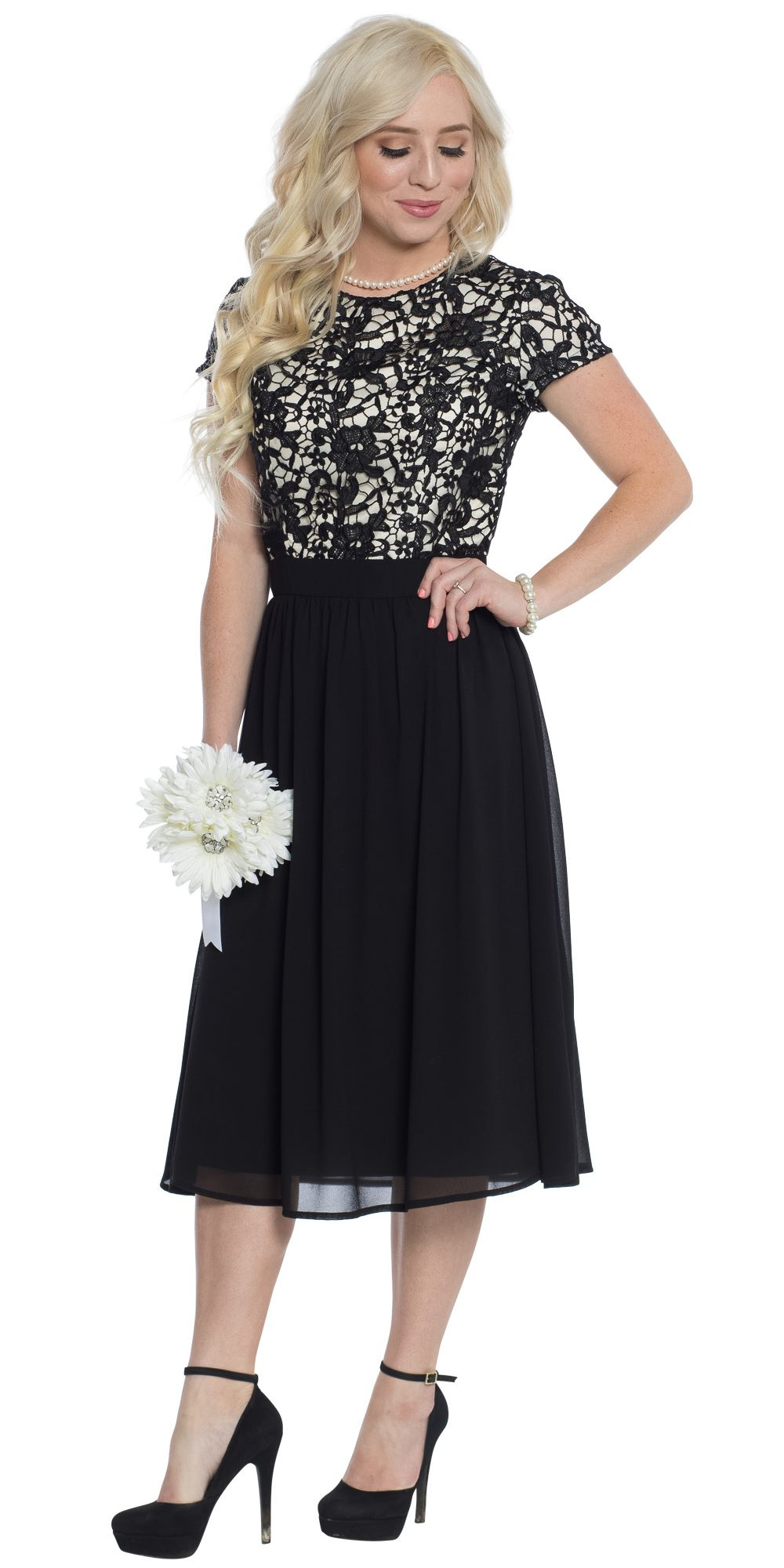Olivia Modest Bridesmaid Dress Modest Semi Formal Dress Cocktail Dress Modest Womens Trendy Dresses Modest Dresses [ 2000 x 1000 Pixel ]