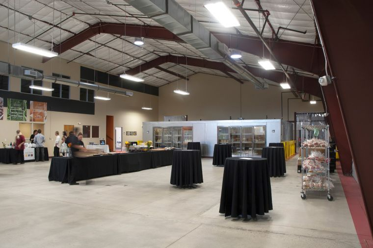 Food bank for larimer county metal buildings