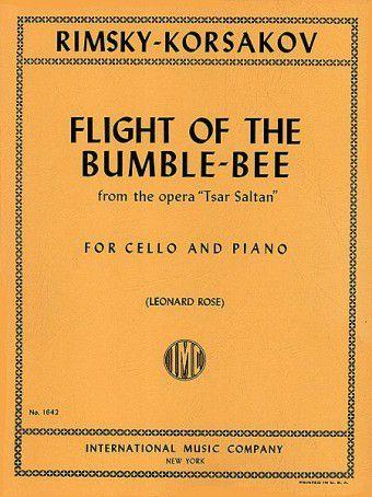 Flight of the Bumblebee - Rimsky Korsakov free piano sheet music and downloadable PDF.