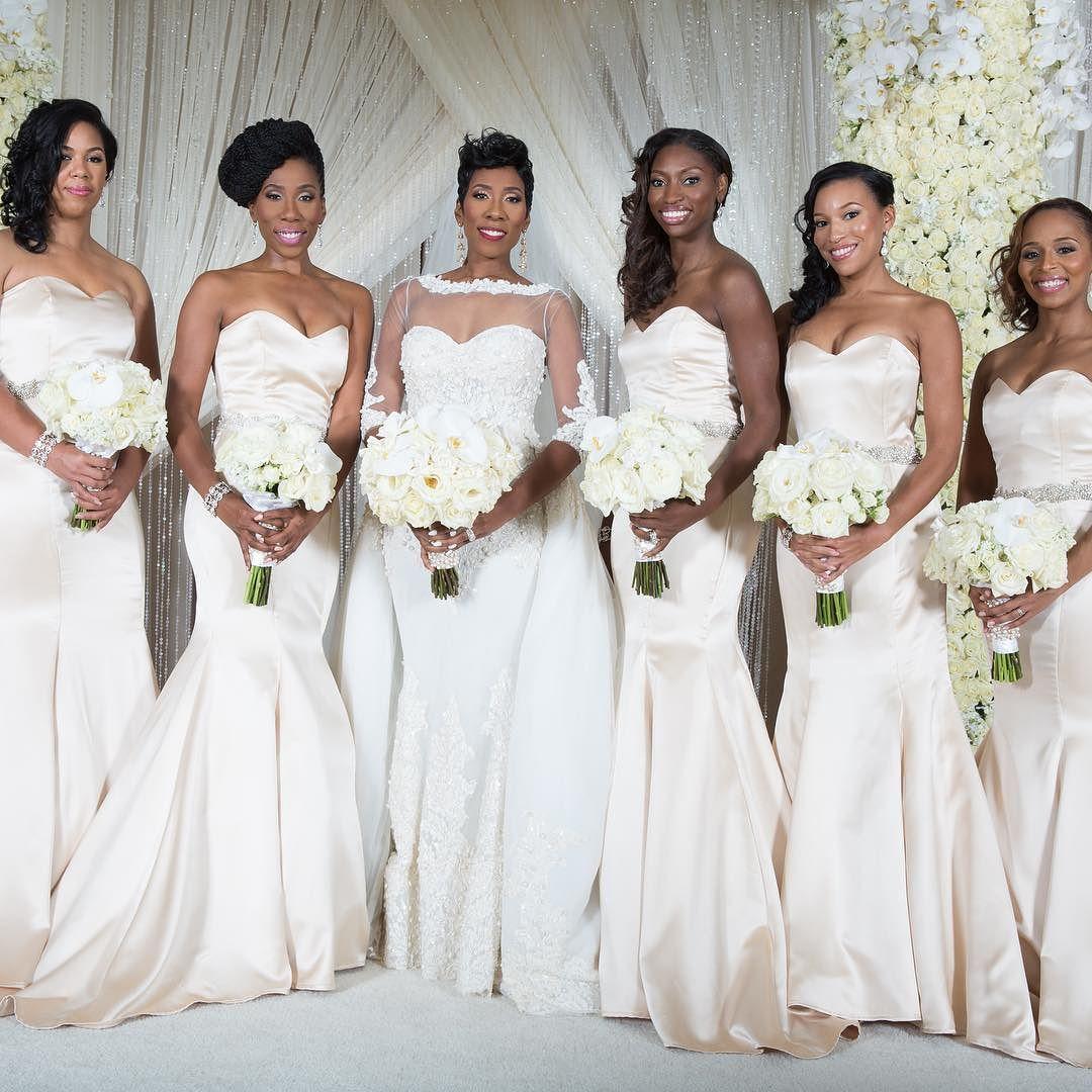 fbf to the luxurious wedding of our cover girl @iamkarliraymond! Her ...