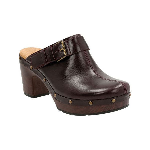women's clark clogs
