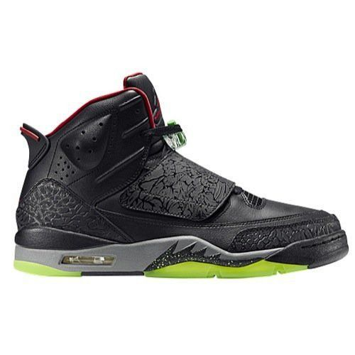 47811ff24fe7 Jordan Son Of Mars Yeezy color Black Green Red ref 512245-006 all sizes