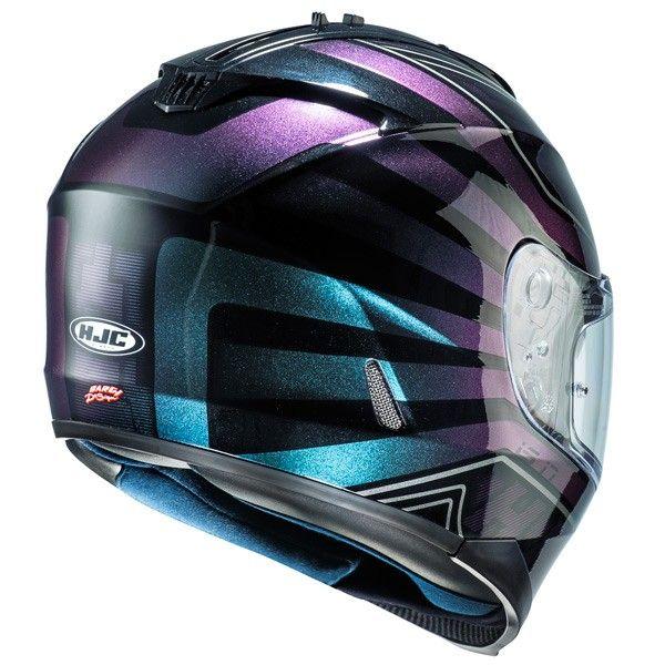 Casco Moto Integrale HJC Helmets IS 17 ORDIN MC5