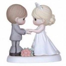 Figurine-Wedding-Bride & Groom-From This Day Forwa