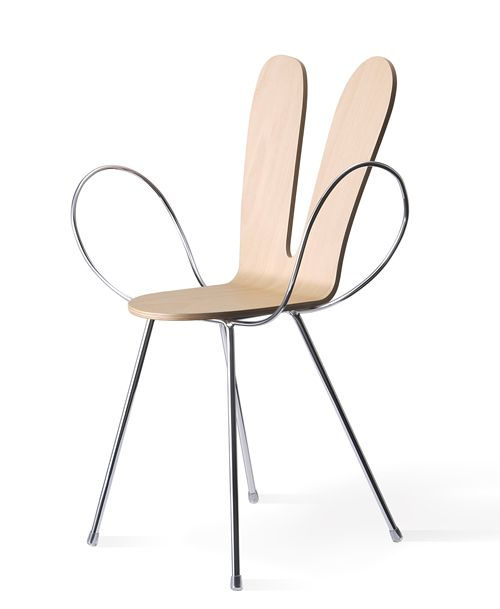 Chair With Arms By Sanaa X Maruni Chaise Contemporaine