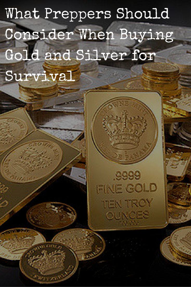 Survival Investing with Gold & Silver