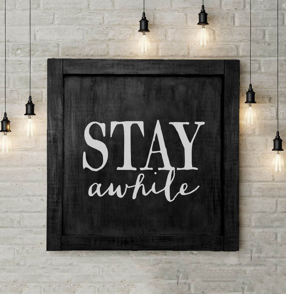 Stay Awhile Large Wall Sign  Pinterest  Fixer Upper. Cloud Based Content Filtering. Medical Equipment Labels Basic Hipaa Training. Ge Long Term Care Insurance Credit Card Line. Insurance Companies In Pa Coleman Can Coolers