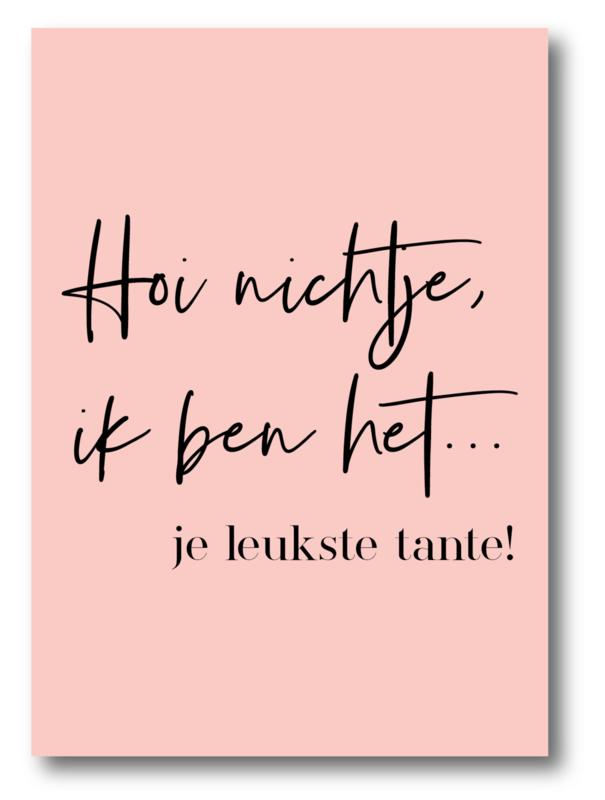 Grappige Kaart Versturen Aan Je Nichtje Worte Zitate Niederlandische Zitate Tolle Worte