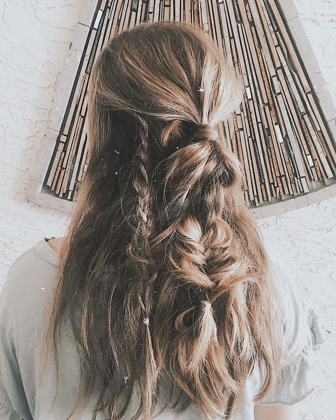 Pulling Your Hair Back Is Never Just Pulling Your Hair Back It Can Have Fast Simple Style Tutorial On This Coming Hair Tutorial Hair Styles Long Hair Styles