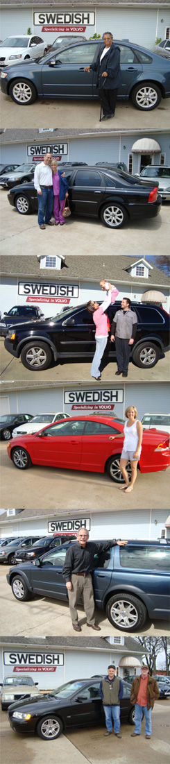 Used Car Dealerships In Okc >> Volvo Oklahoma City Okc Used Car Dealership Edmond Ok
