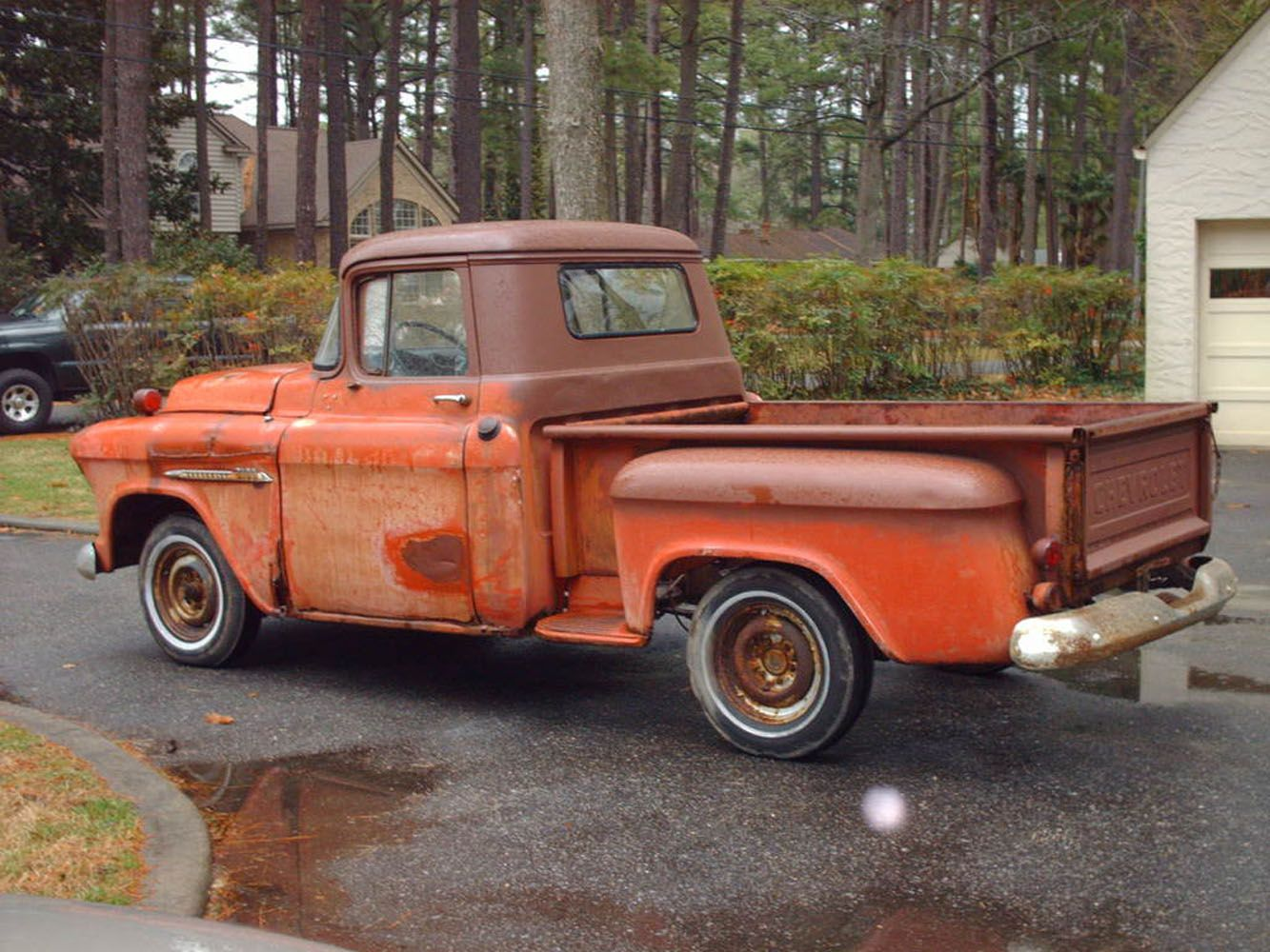 1955 Second Series Chevy Gmc Pickup Truck Pickup Trucks Gmc