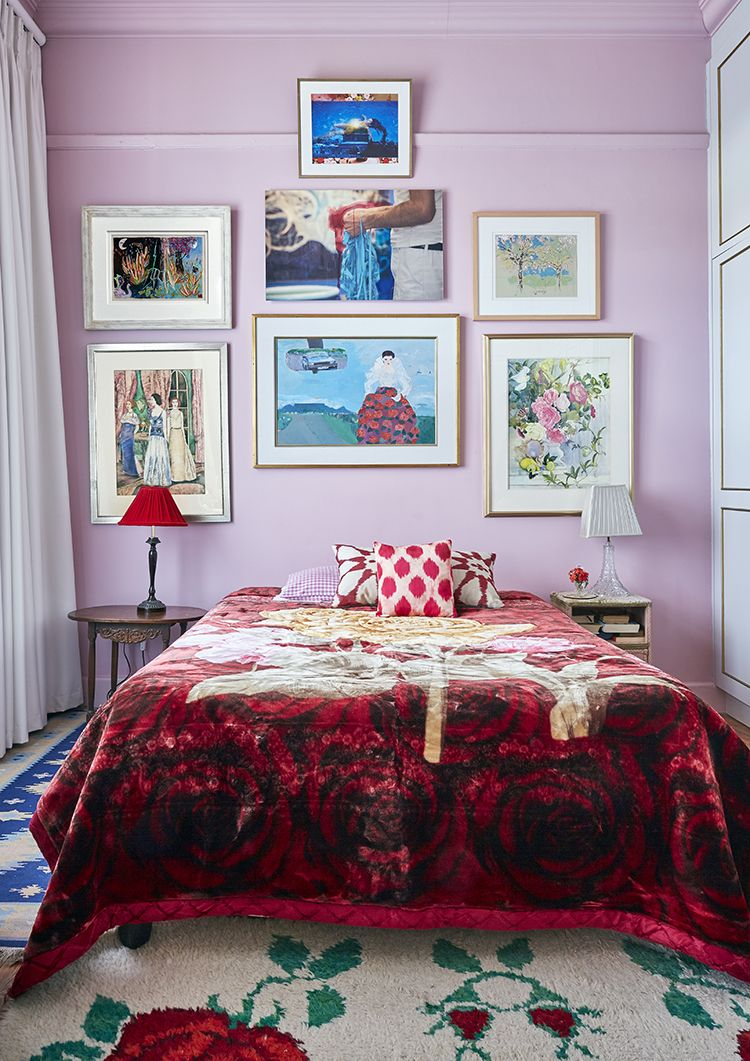 Curated Content From The Home Of Art Curator Christopher Peter Bedroom Interior Home Decor Stylish Interiors