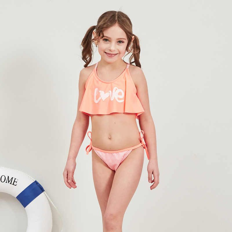 New Baby Girls Swimsuits 4pcs Swim Suits Long Sleeve Sunproof