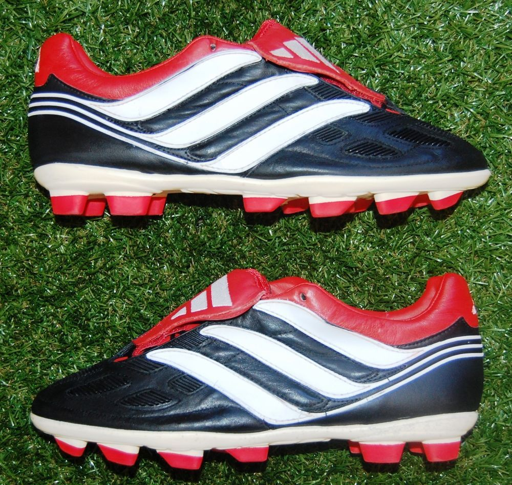 ADIDAS PREDATOR PRECISION FG FOOTBALL BOOTS UK SIZE 8 I