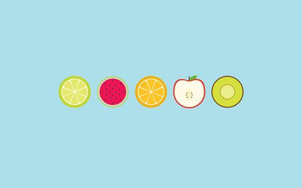 50 Beautiful Minimalist And Simple Desktop Wallpapers Designmodo Minimal Wallpaper Minimalist Desktop Wallpaper Fruit Wallpaper