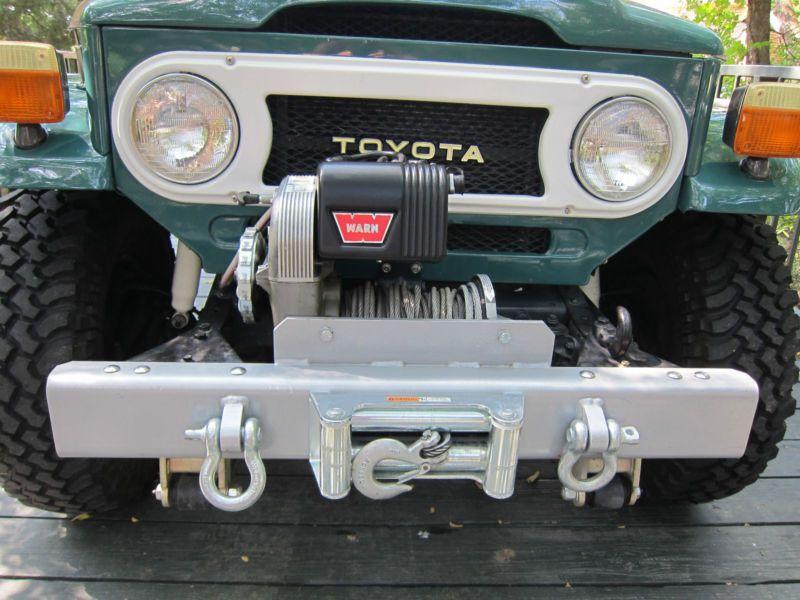 1978-Toyota-Land-Cruiser-FJ40-frame-off-restoration-green-j | Land Cruiser Of The Day!