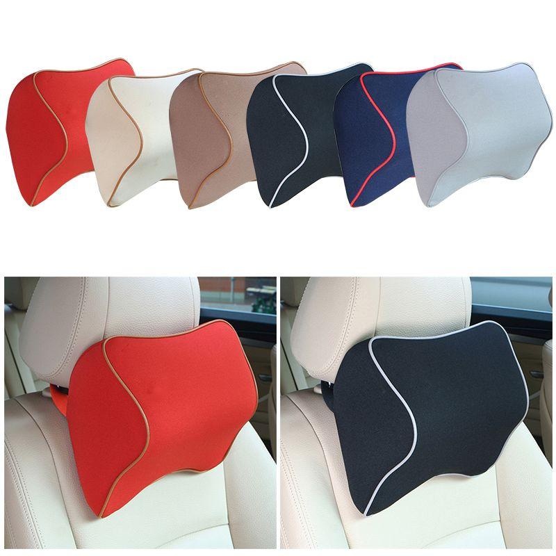 Bmw Seat Covers Best Price Hlest Car Seat Headrest Pad Memory Foam Pillow Head Neck Rest Car Seat Cover F Memory Foam Travel Pillow Car Seat Headrest Pillows