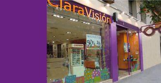 ClaraVisión Ópticas - Tienda Jaén I