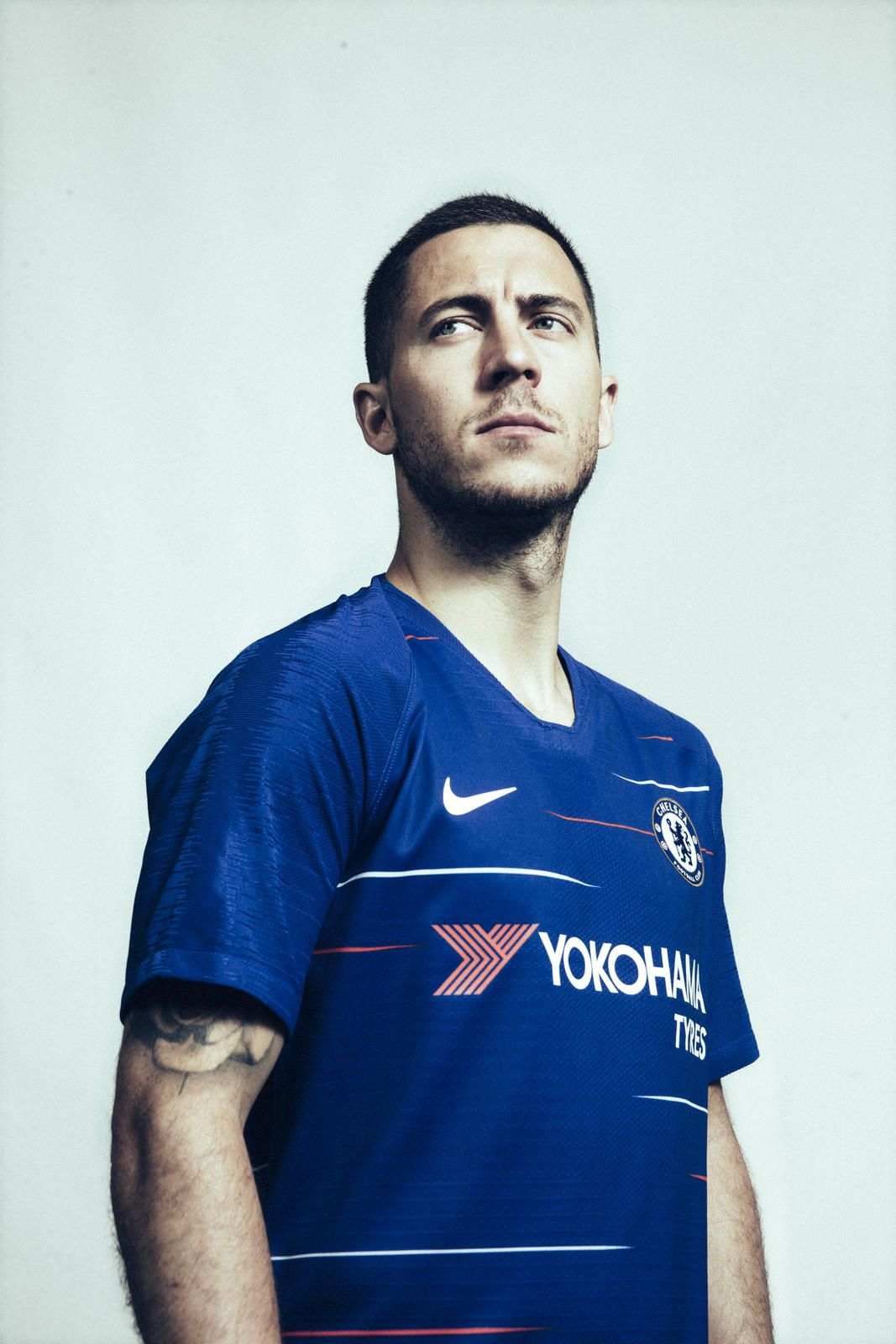 1594e7f9b60 2018-19 Chelsea Home Kit | Athlete | Eden hazard chelsea, Chelsea ...