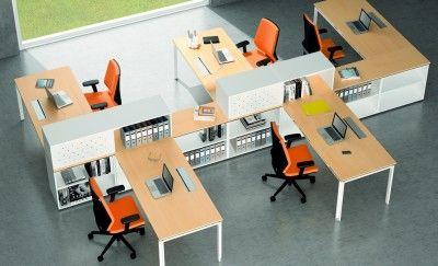 Aménagement design bureaux open space salles de réunion
