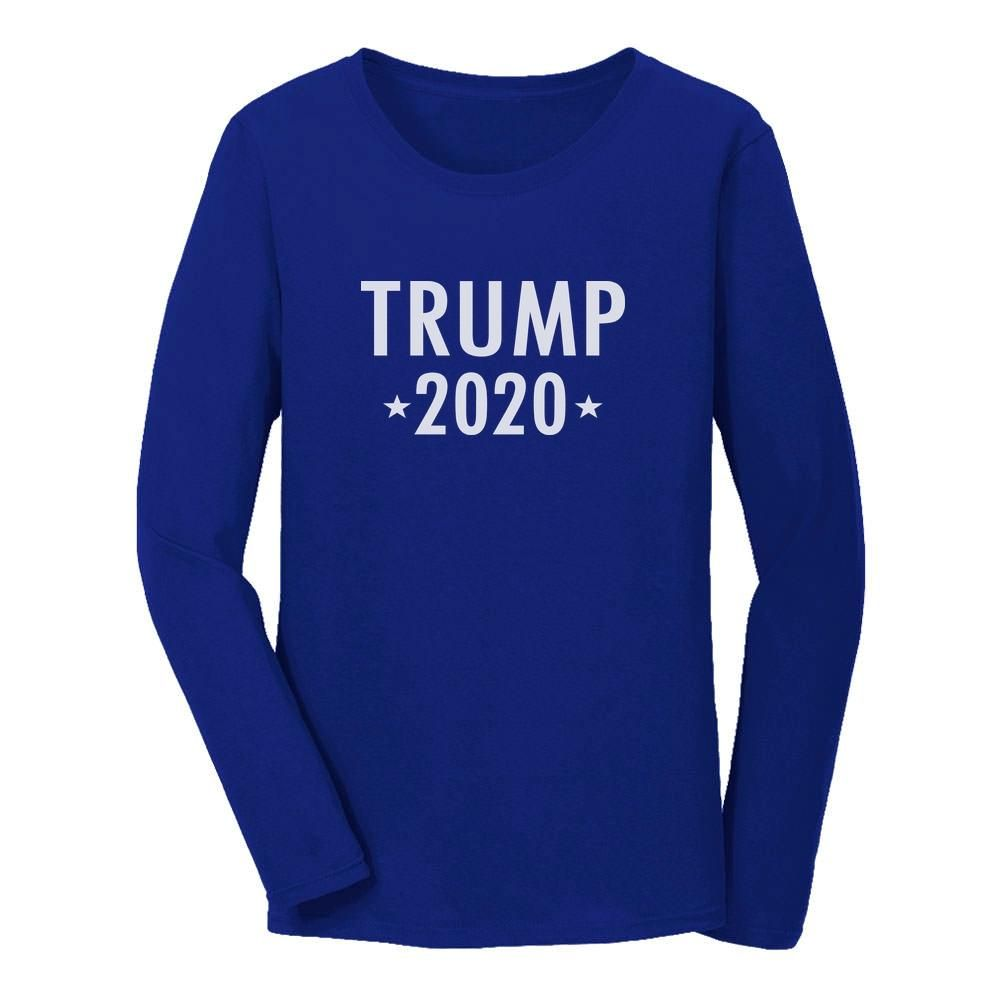 National Best Friends Day 2020.Donald Trump For President 2020 Women Long Sleeve T Shirt In