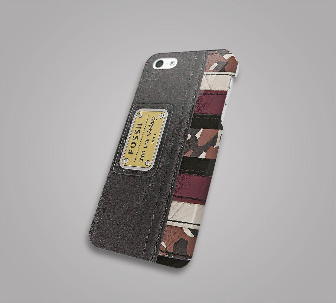 fossil darkstrip iPhone 4S,5S,5C,i6,i6 plus,S3,S4,S5,note,HTC,sony,LG,iPad,motto